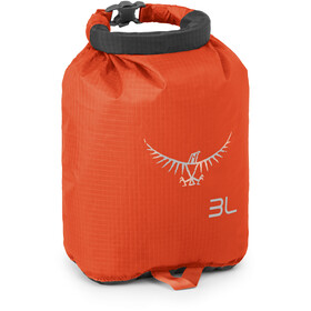 Osprey Ultralight DrySack 3, poppy orange